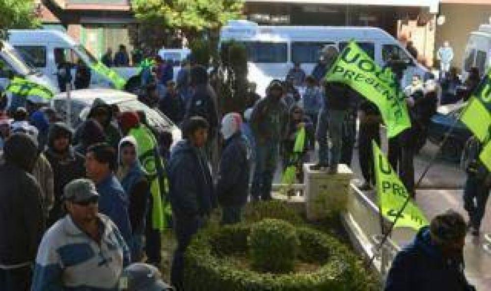 Monte Grande: Sindicalistas de la UOCRA otra vez a los tiros