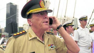 Para defenderse, Milani denunció una campaña contra el Ejército
