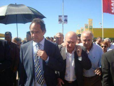 """Santalla y Expoagro: """"Le da a Ramallo la oportunidad de ponerse como distrito en el centro de la mira nacional"""""""