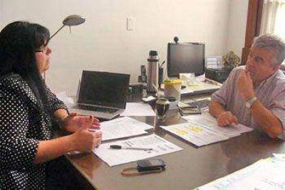Andrea Lamelas: �Hay que dise�ar acciones de contenci�n del gasto para optimizar los recursos�
