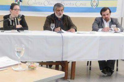 Córdoba emitió su discurso inaugural del período de sesiones 2014