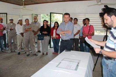 Inauguran Centro Integrador Comunitario en el B° Namqom