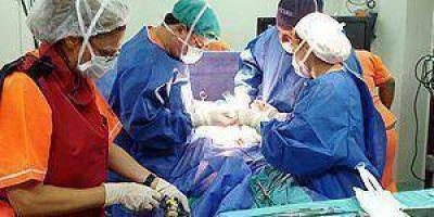 En 72 horas realizaron dos transplantes