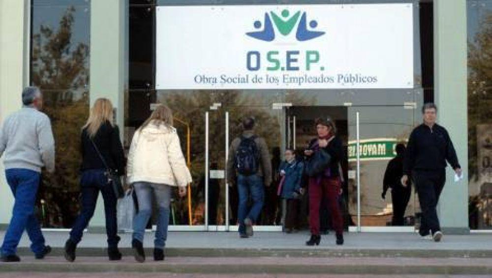 Piden a la OSEP que contrate profesionales locales para auditorías