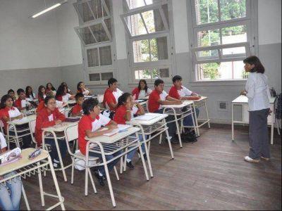 El inicio de las clases fue dispar