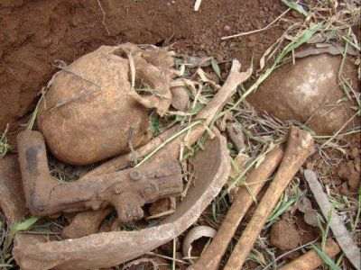Descubren importantes restos arqueológicos