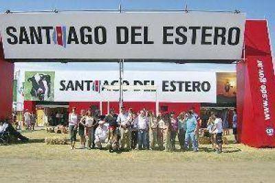 Santiago presente en ExpoAgro 2014