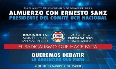El radicalismo bonaerense debate políticas publicas en Mar del Plata