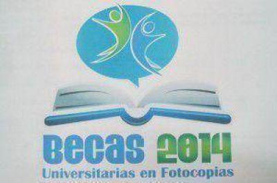 Inscripciones abiertas para Becas en Fotocopias 2014