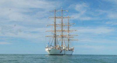 Dos sanrafaelinos forman parte de la tripulación de la Fragata Libertad