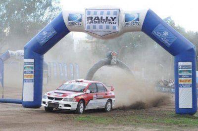 Carlos Paz: La primera fecha del Rally tendrá 9 pruebas