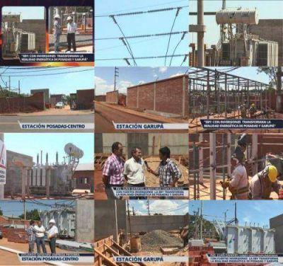 Yacyretá presenta su Programa de Obras Eléctricas