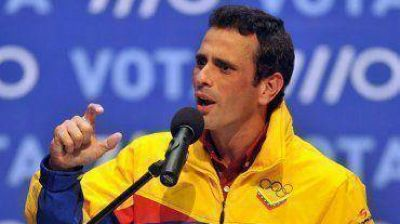 Venezuela: la oposición reiteró que dialogará con Maduro una vez que cumpla las condiciones
