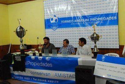 Presentaron el Torneo Oficial del Fútbol local