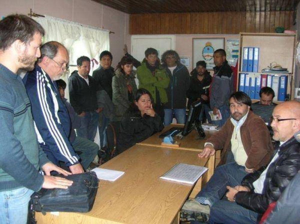 Mesa Técnica: Continúan las reuniones con representantes sindicales