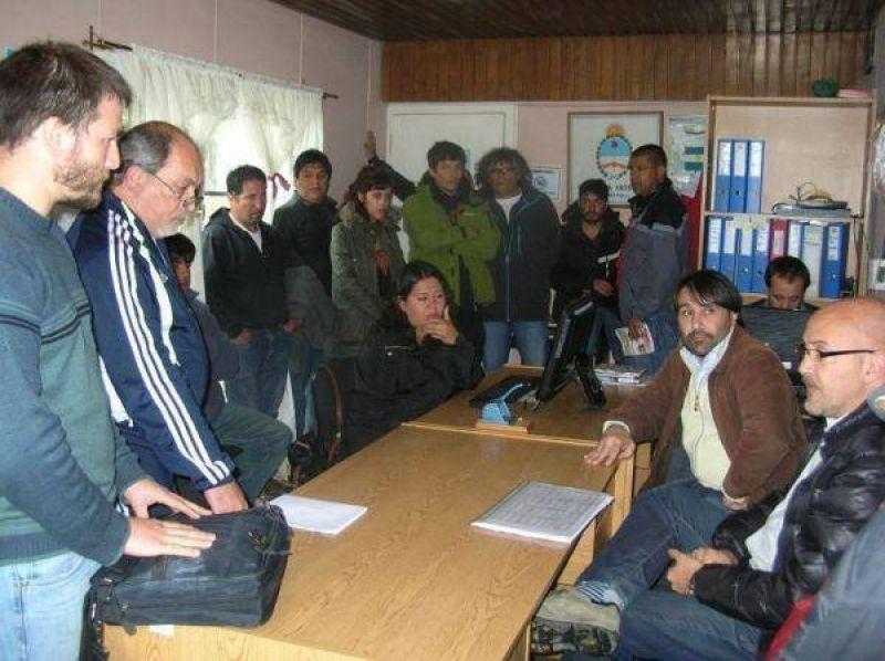 Mesa T�cnica: Contin�an las reuniones con representantes sindicales
