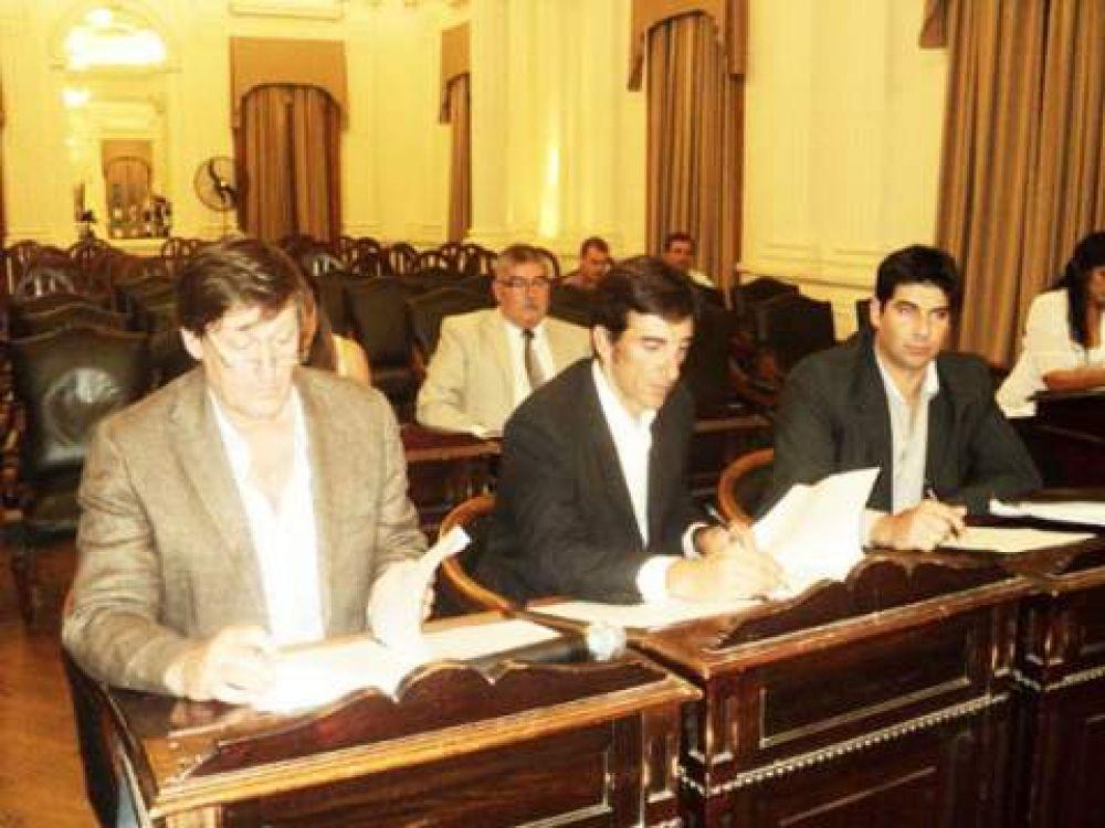 Se realizó la II Sesión Extraordinaria del Concejo Deliberante