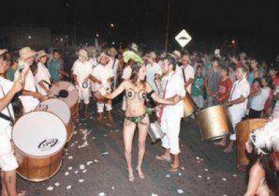 Carnavales gratuitos en barrios de Junín