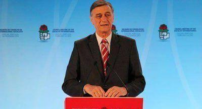 Binner abre la conferencia política del PS