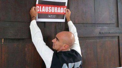 La AFIP clausuró el boliche Sobremonte en Mar del Plata