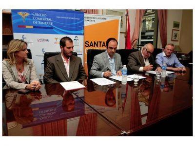 El Municipio y el Centro Comercial promueven las Buenas Pr�cticas Comerciales