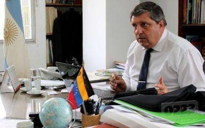 El FpV Mar del Plata confirmó que Urribarri viene el 5 de abril