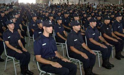 Ya son 900 los jóvenes que quieren ingresar en la policía