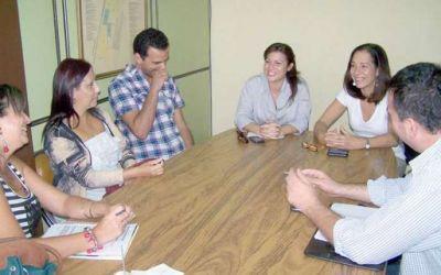 Planifican las instancias de capacitaci�n laboral