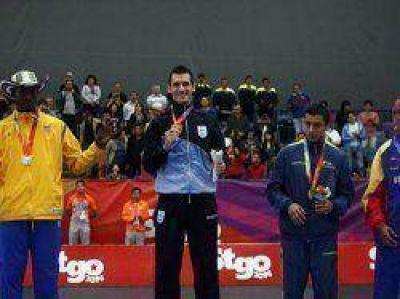 Crismanich, oro en taekwondo