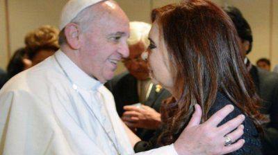 El papa Francisco recibirá a Cristina Kirchner en el Vaticano