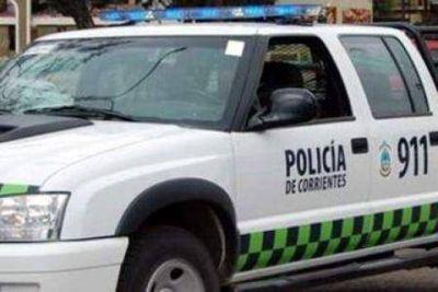 Goya: motochorros golpean y roban a comerciante avícola