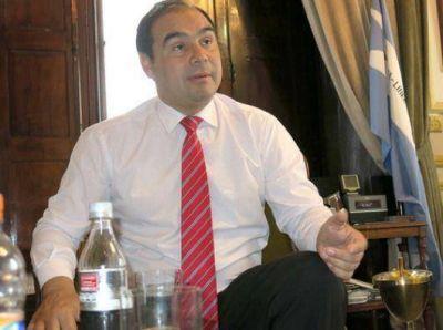 Valdés exige terminar obras de la ruta Nº 40