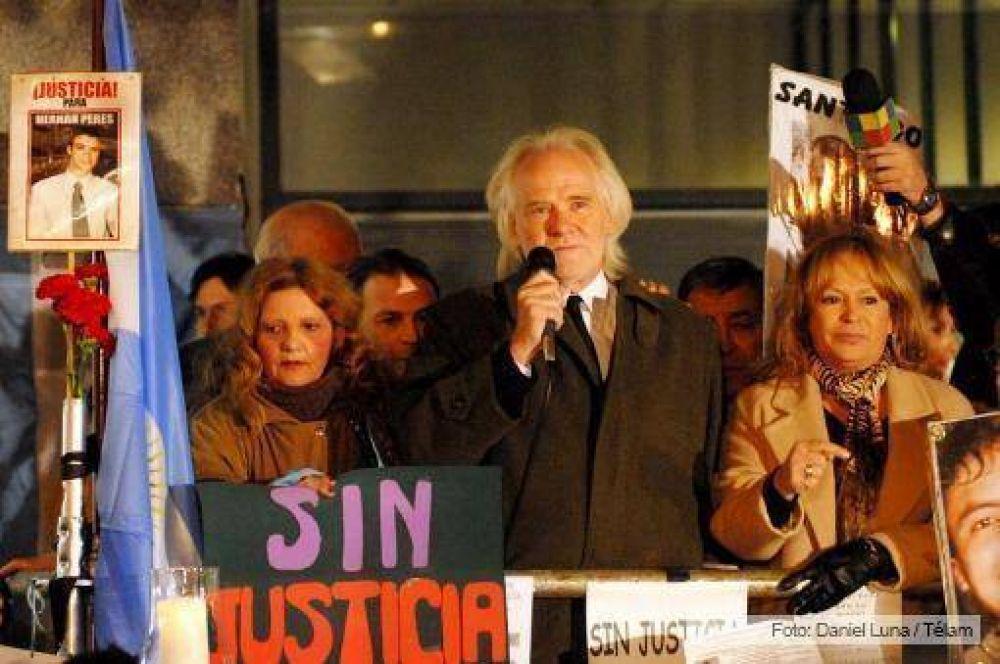 """A 10 años del caso Blumberg, """"El Oso"""" Peralta cumple su perpetua y sólo liberaron a las mujeres"""