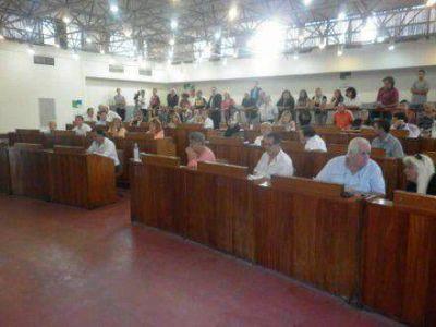 Quedaron definidas las comisiones en el Concejo Deliberante de Tres de Febrero