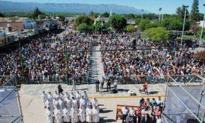 Una multitud particip� de la celebraci�n por el natalicio de Cura Brochero