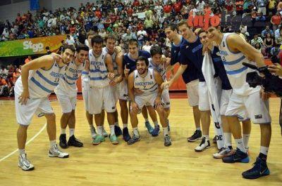 Argentina fue Oro en los Odesur