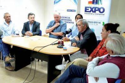 La ministra de Industria participará de la Expo Comercial y de Innovación Tecnológica en esta ciudad