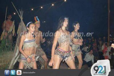 Dufaur tuvo sus Carnavales 2014