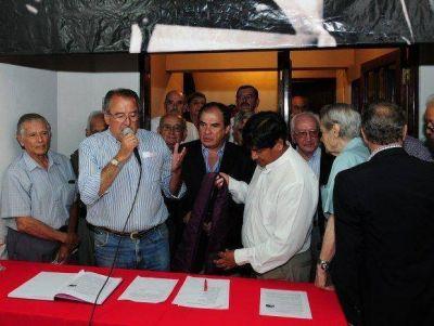 Se puso en marcha el foro político del peronismo