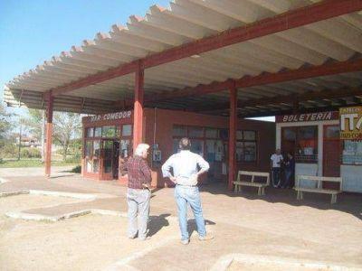Refaccionan la estación de Minibuses de Itatí