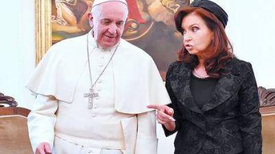 El papa Francisco se mostró preocupado por la exclusión