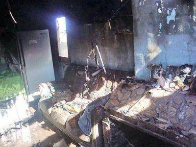 Niño de 12 años salvó a 3 hermanos de un incendio
