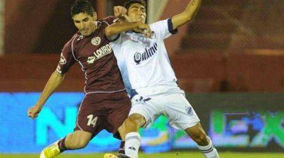 Atento, Tomba: Quilmes, en zona de descenso, cay� ante Lan�s
