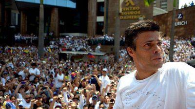 A un mes de la detención de Leopoldo López, habrá una manifestación para pedir su liberación