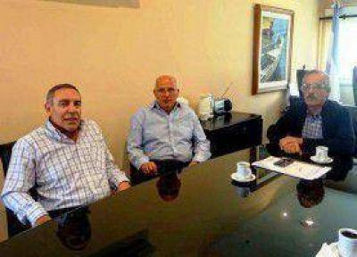 Brillo respaldó a cooperativas en pelea con el EPEN