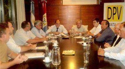 Presentaron plan de obras para la Ruta Provincial 70