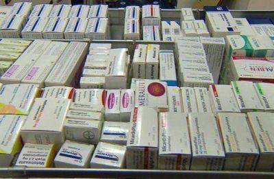 Fuerte suma en los medicamentos empuja la inflación