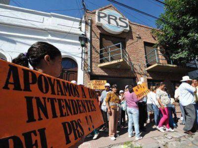 La alianza con Urtubey alarga la crisis del PRS