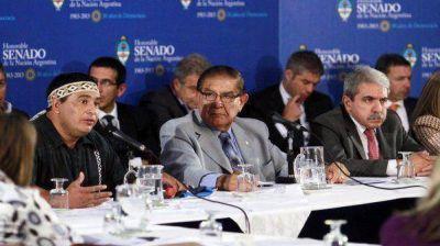 El Senado pasó a un cuarto intermedio hasta el miércoles por el acuerdo YPF-Repsol