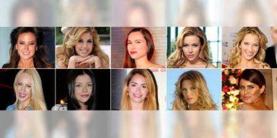 Las 25 mujeres más sexies de Argentina